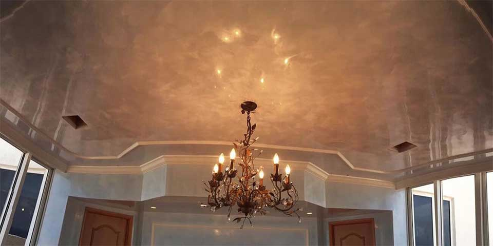 A Finish with Flair – 5 Ways How Venetian Plaster Epitomises Elegance